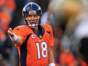 Peyton Manning Rumored to Let D-Strizzle Quarterback for 2014 Superbowl